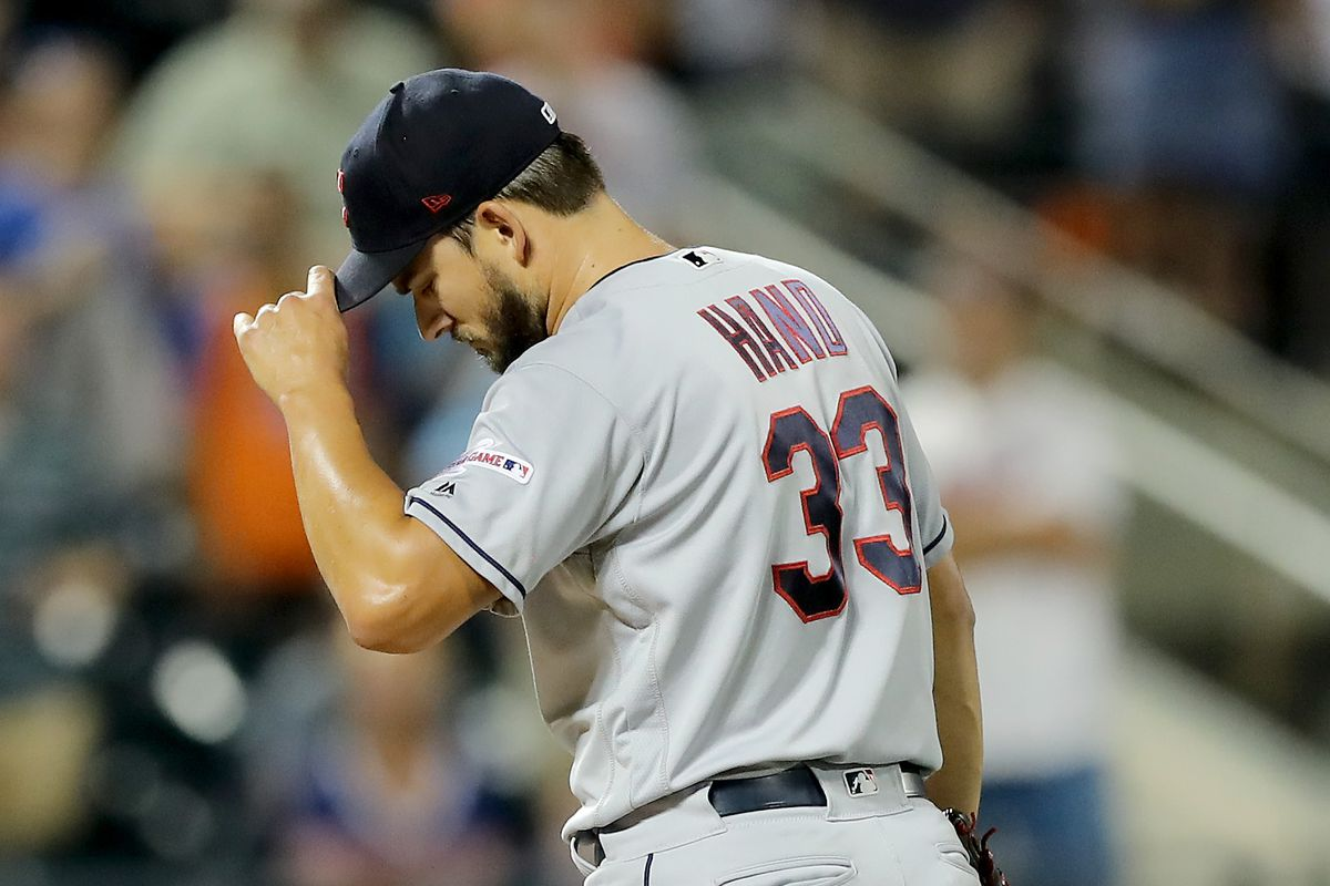 N&N: Indians still awaiting answers on Brad Hand