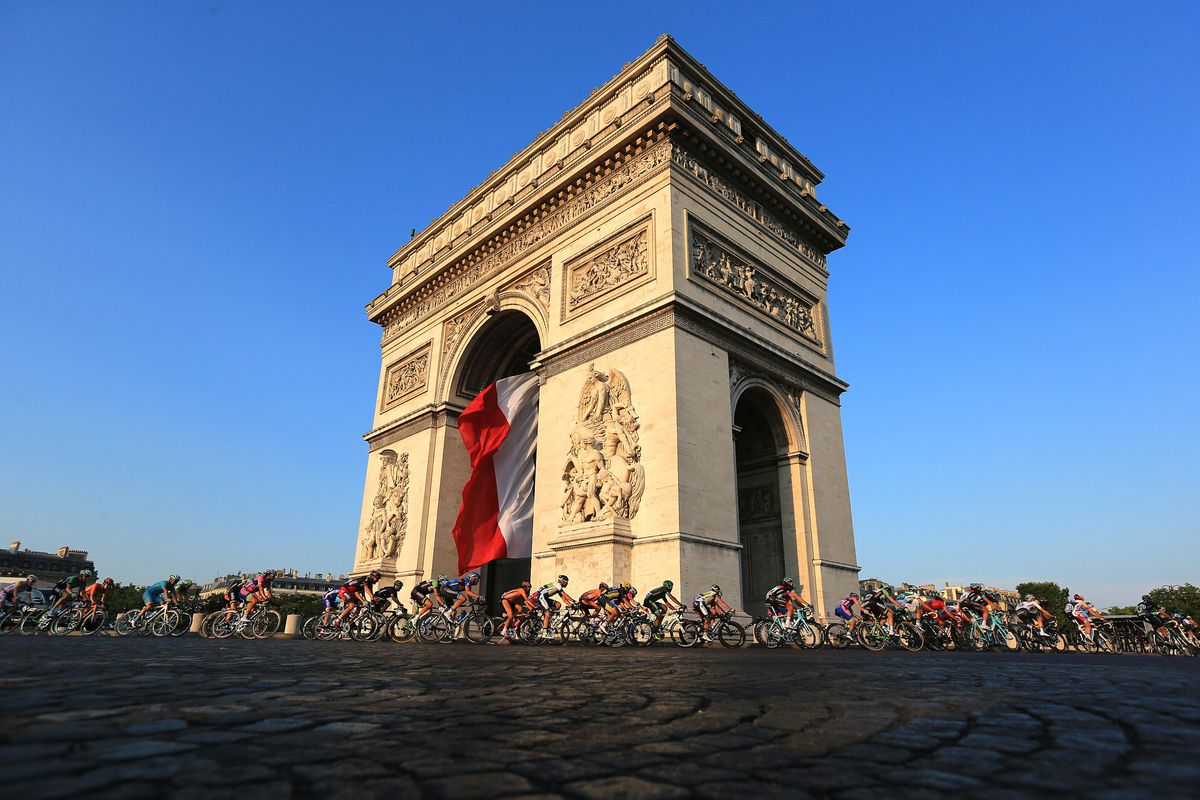 Tour de France chronicle: Welcome to smelly Paris ...