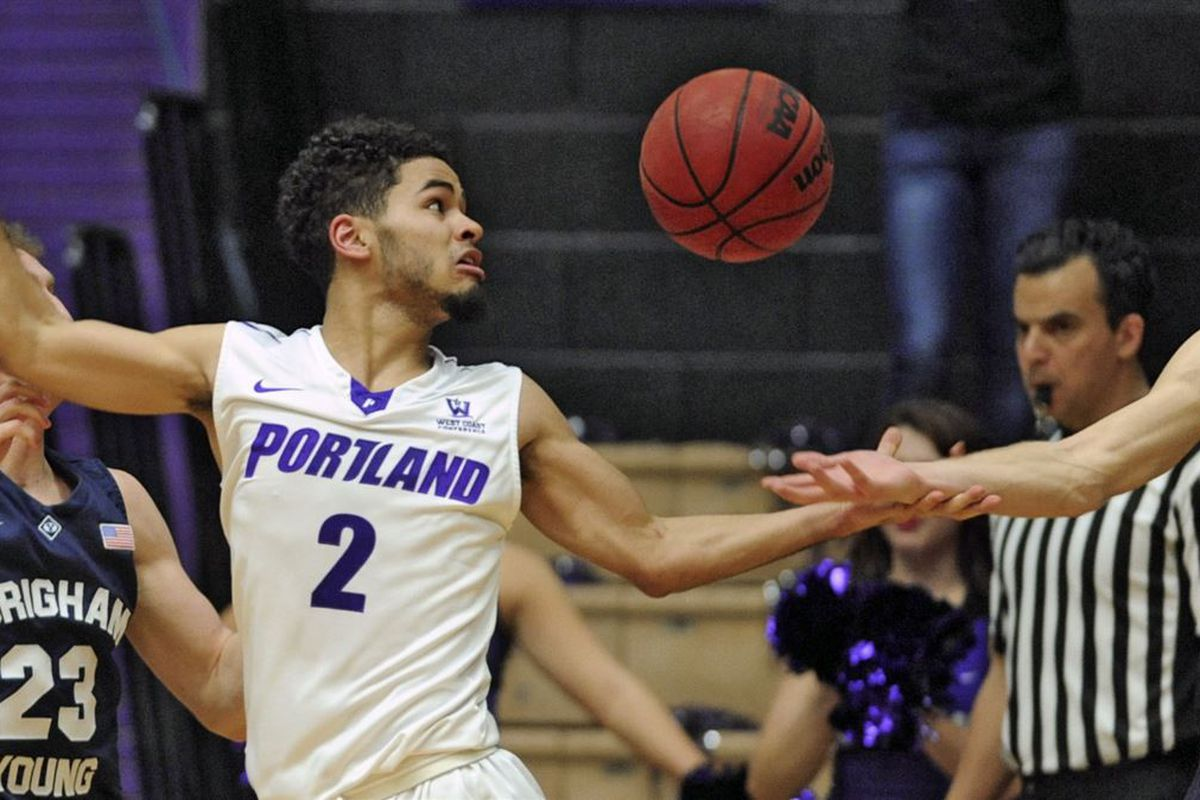 byu kicks off wcc play tonight with a matchup vs the portland pilots portland is 6 7 on the year with three of those wins coming versus non division i