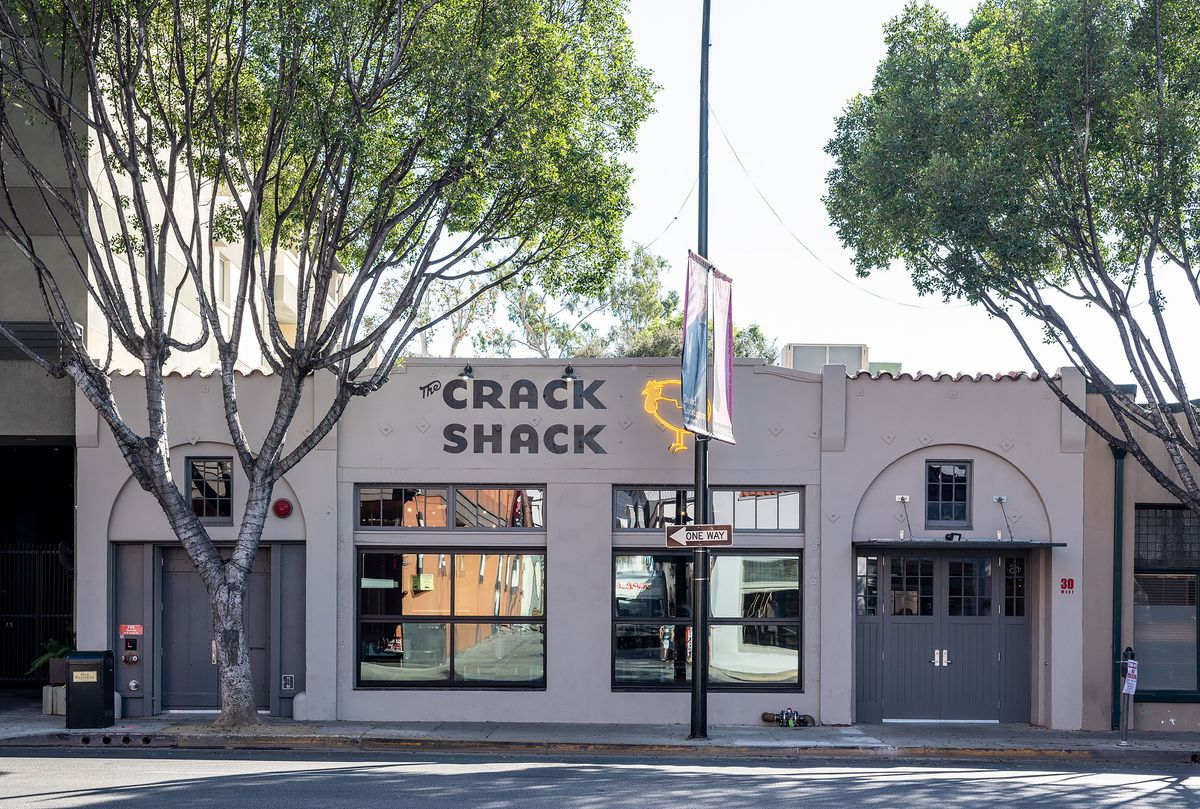 Crack Shack Pasadena
