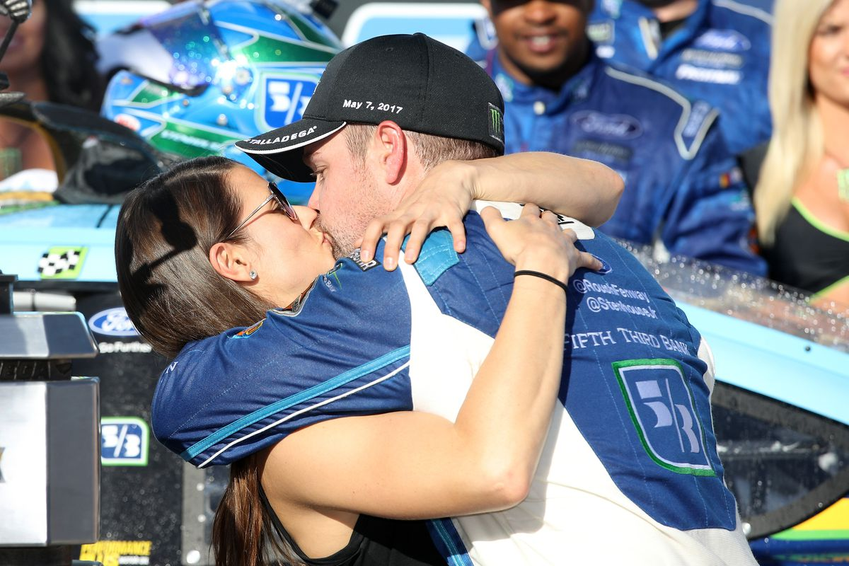 Danica Patrick, Ricky Stenhouse Jr. end relationship after 5 years together