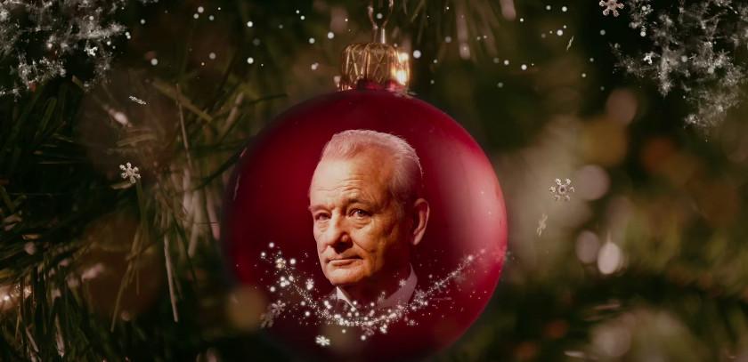 Bill Murray Christmas Special