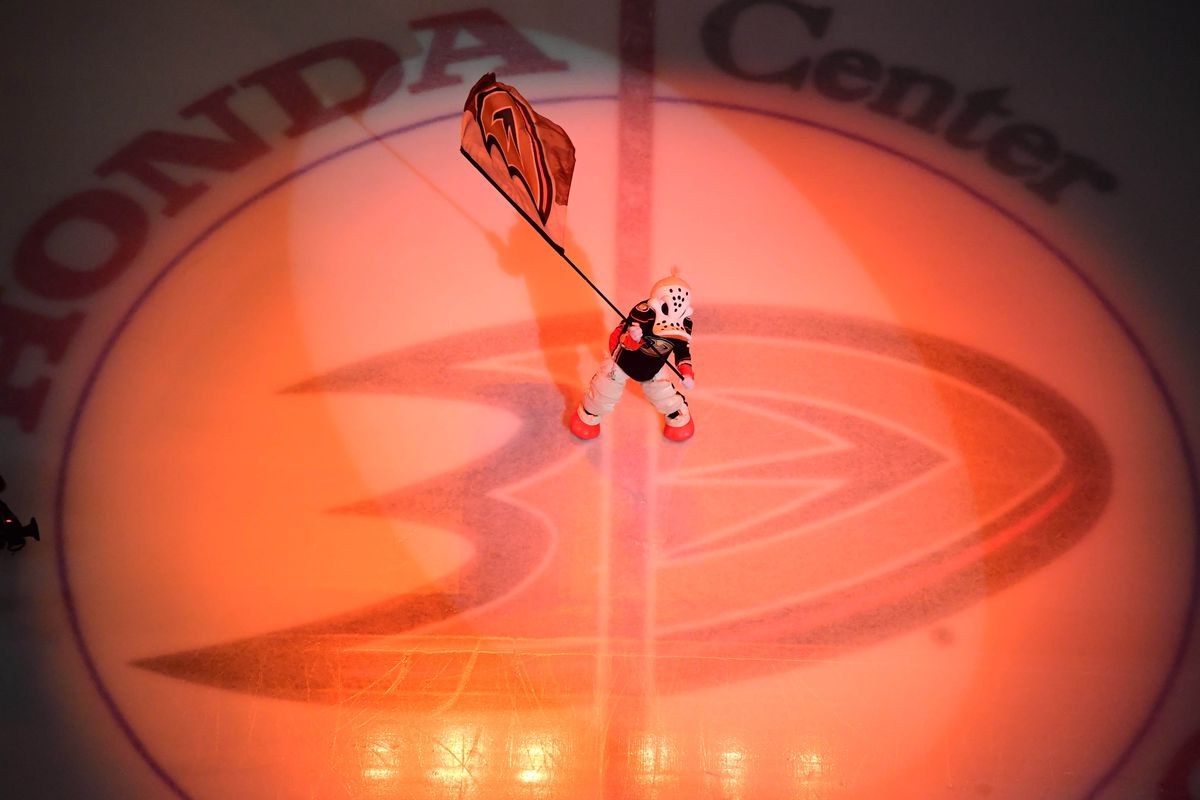 NHL: Minnesota Wild at Anaheim Ducks