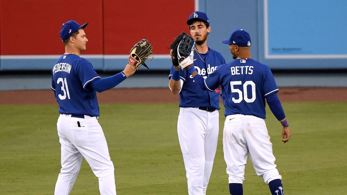 Los Dodgers son el mejor equipo en MLB.