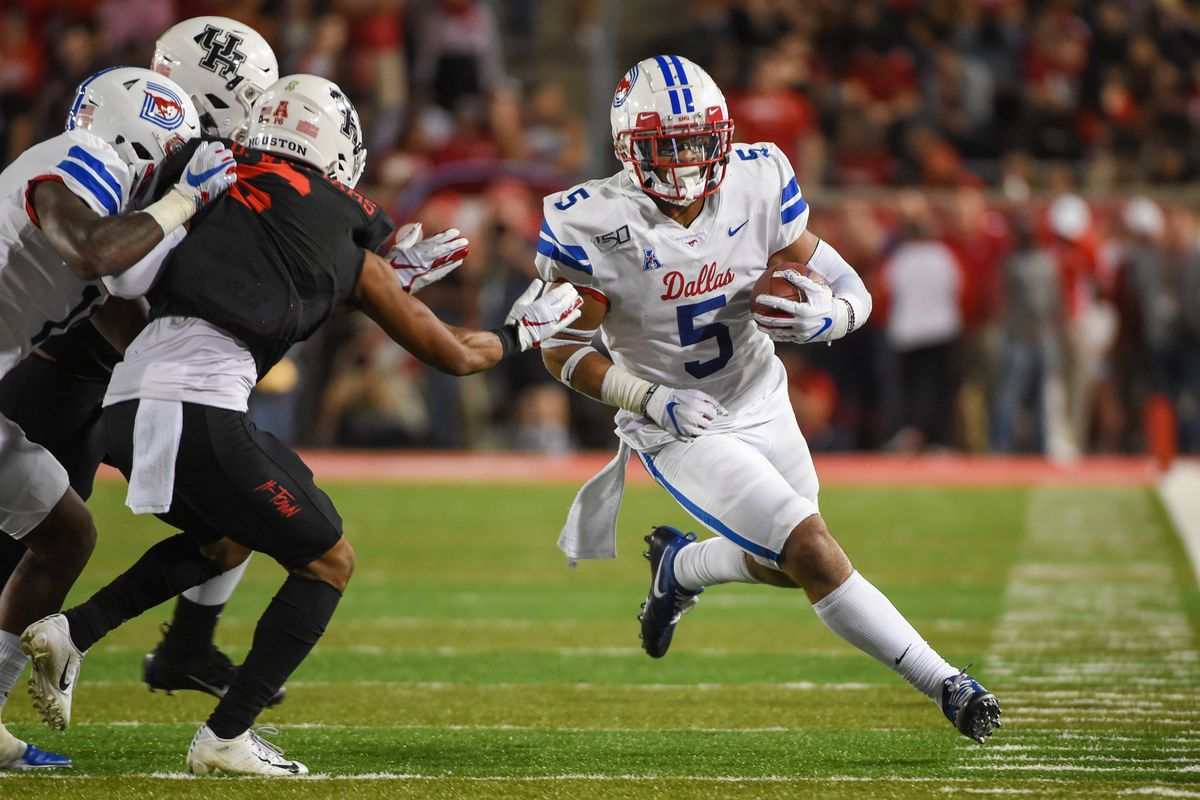 COLLEGE FOOTBALL: OCT 24 SMU at Houston