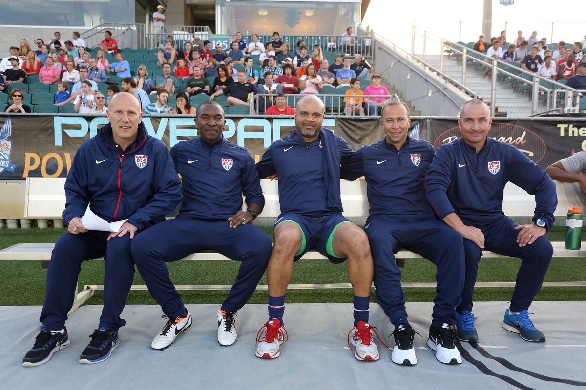 SOCCER: MAY 20 Friendly - USA U20s at RailHawks