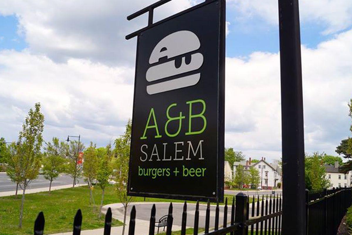 A&B Burgers Salem