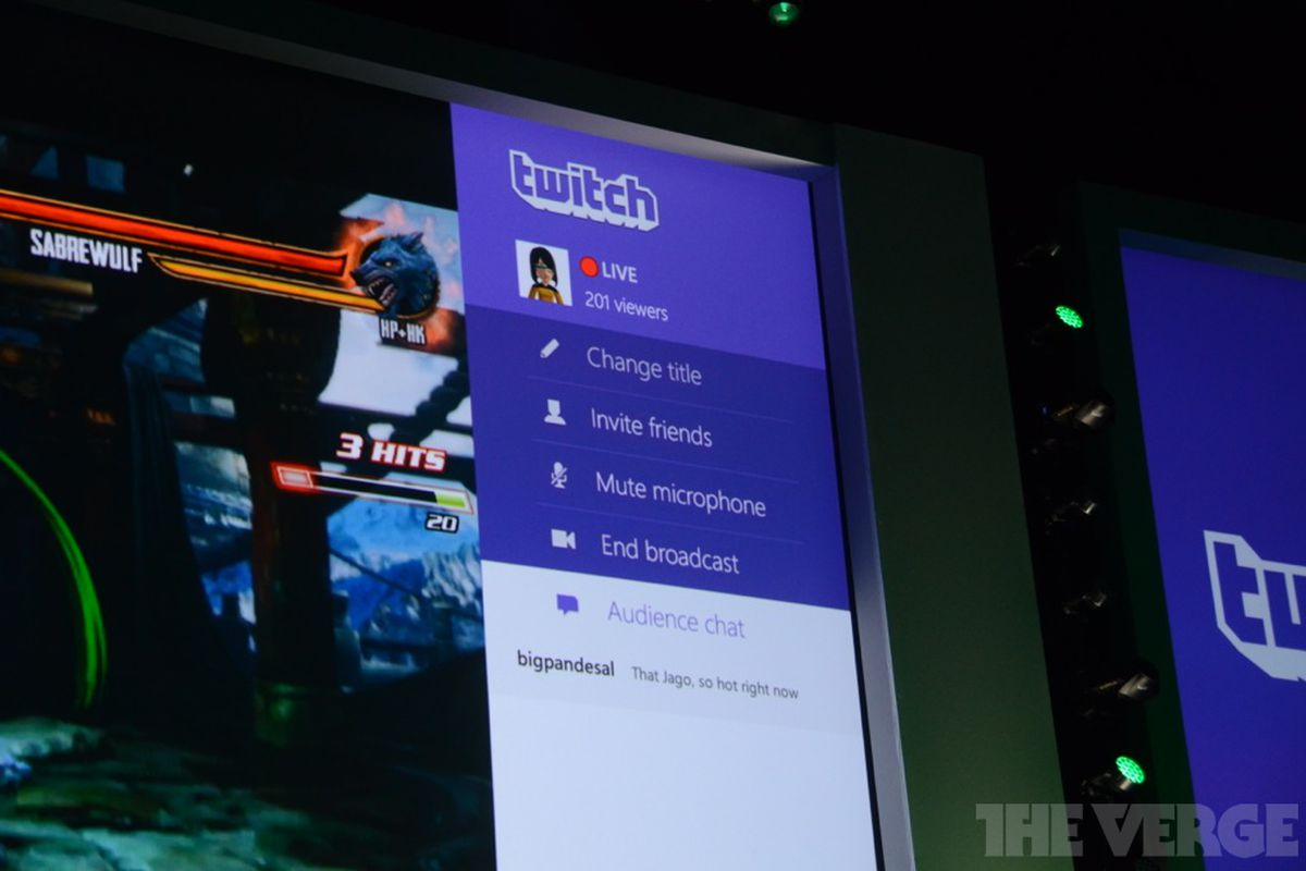 Microsoft unveils new SmartGlass for Xbox One with Twitch