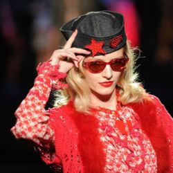 Anna Sui. Photo credit: Getty Images