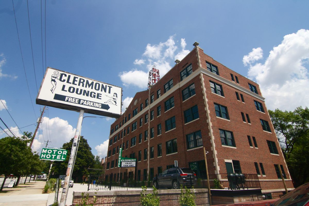 The Hotel Clermont's hard-fought return to grace - Curbed Atlanta
