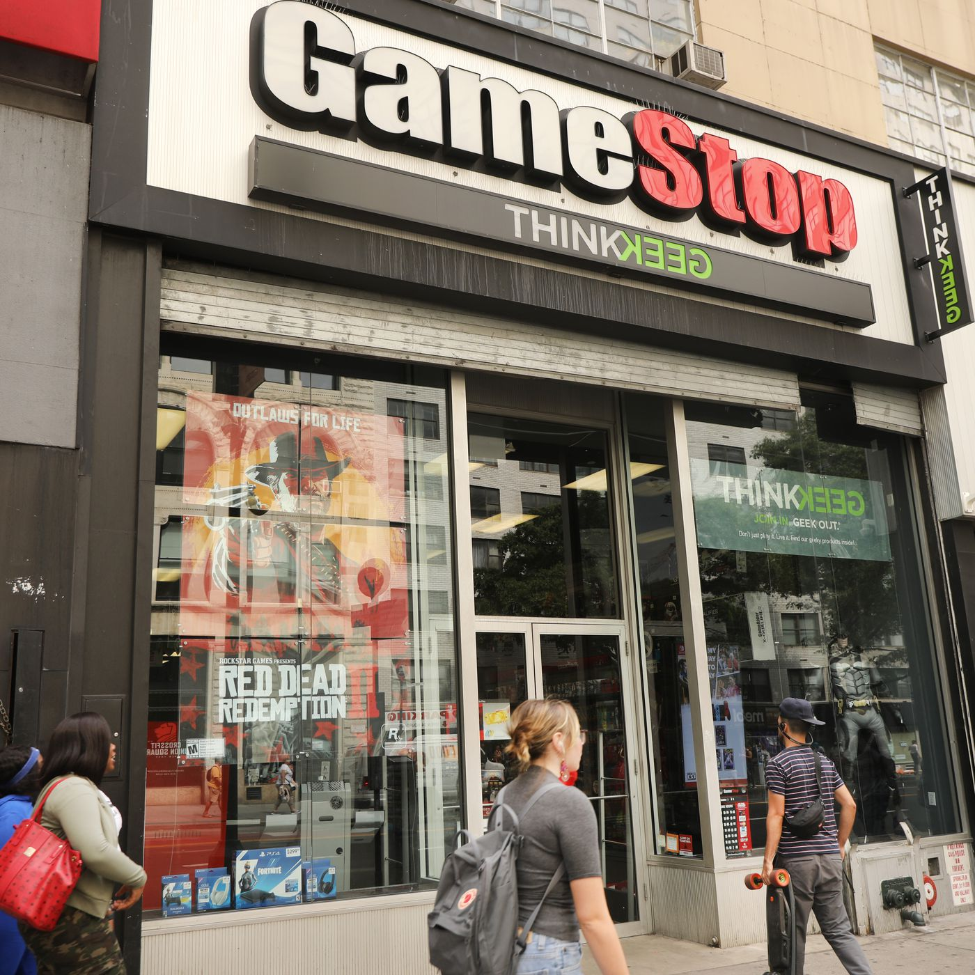 Gamestop Claims It Is Essential Retail To Remain Open Amid Coronavirus Shutdowns The Verge