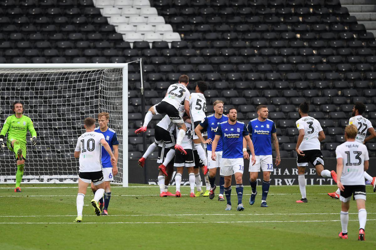 Fulham v Birmingham City - Sky Bet Championship