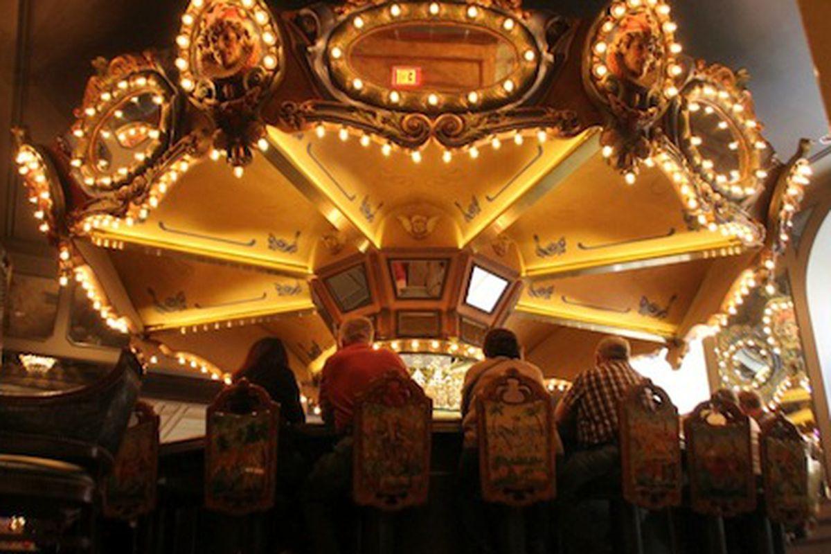 Carousel Bar.