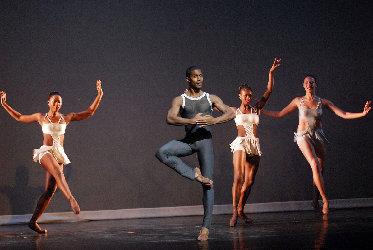 The Dance Theatre Of Harlem