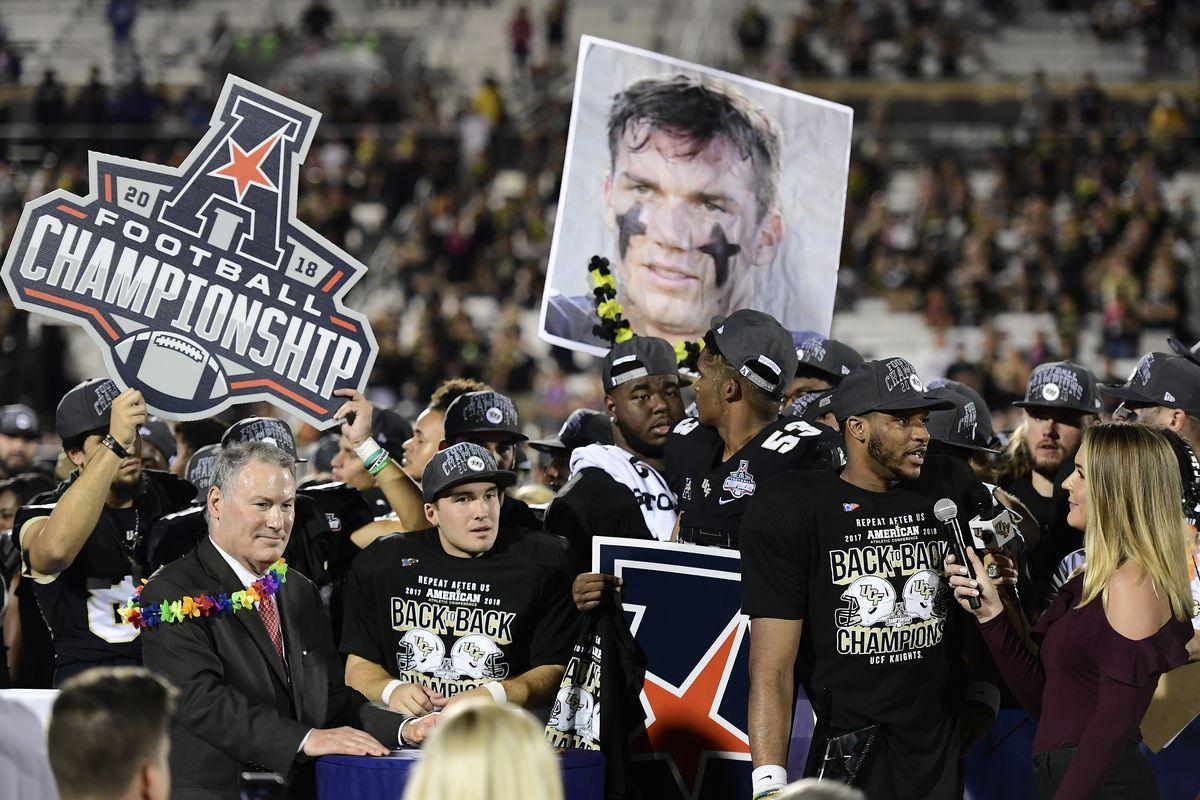 AAC Championship - Memphis v Central Florida