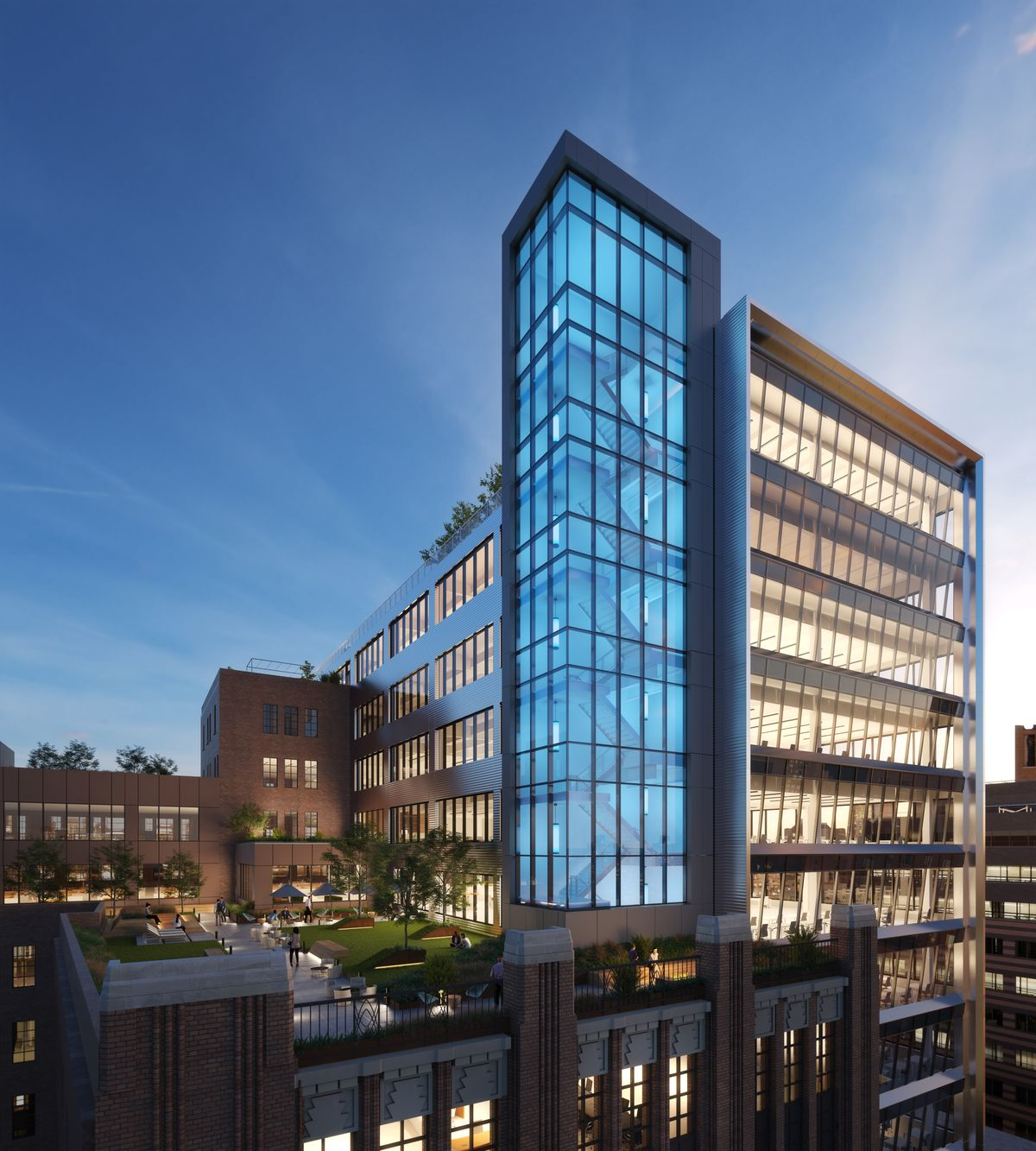 Brooklyn Apartment Building: Downtown Brooklyn's Macy's Will Sprout Creative Office Hub