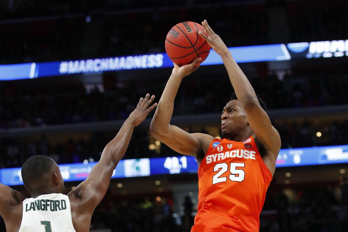 f9eab9315a1e NBA Draft 2018 scouting report  Syracuse s Tyus Battle - Peachtree Hoops