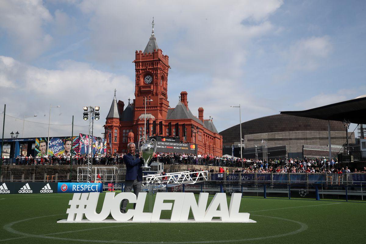 Champions League Final Build Up