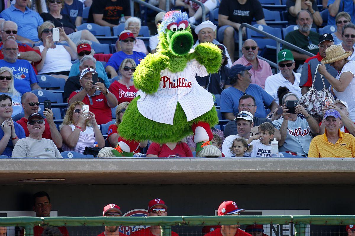 Toronto Blue Jays v Philadelphia Phillies