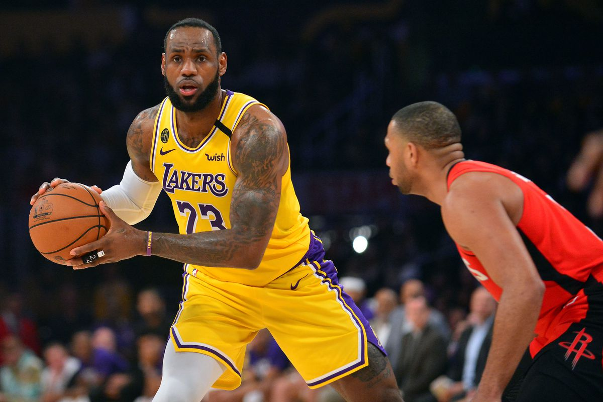 Houston Rockets Vs Los Angeles Lakers Game 1 Preview The Dream Shake