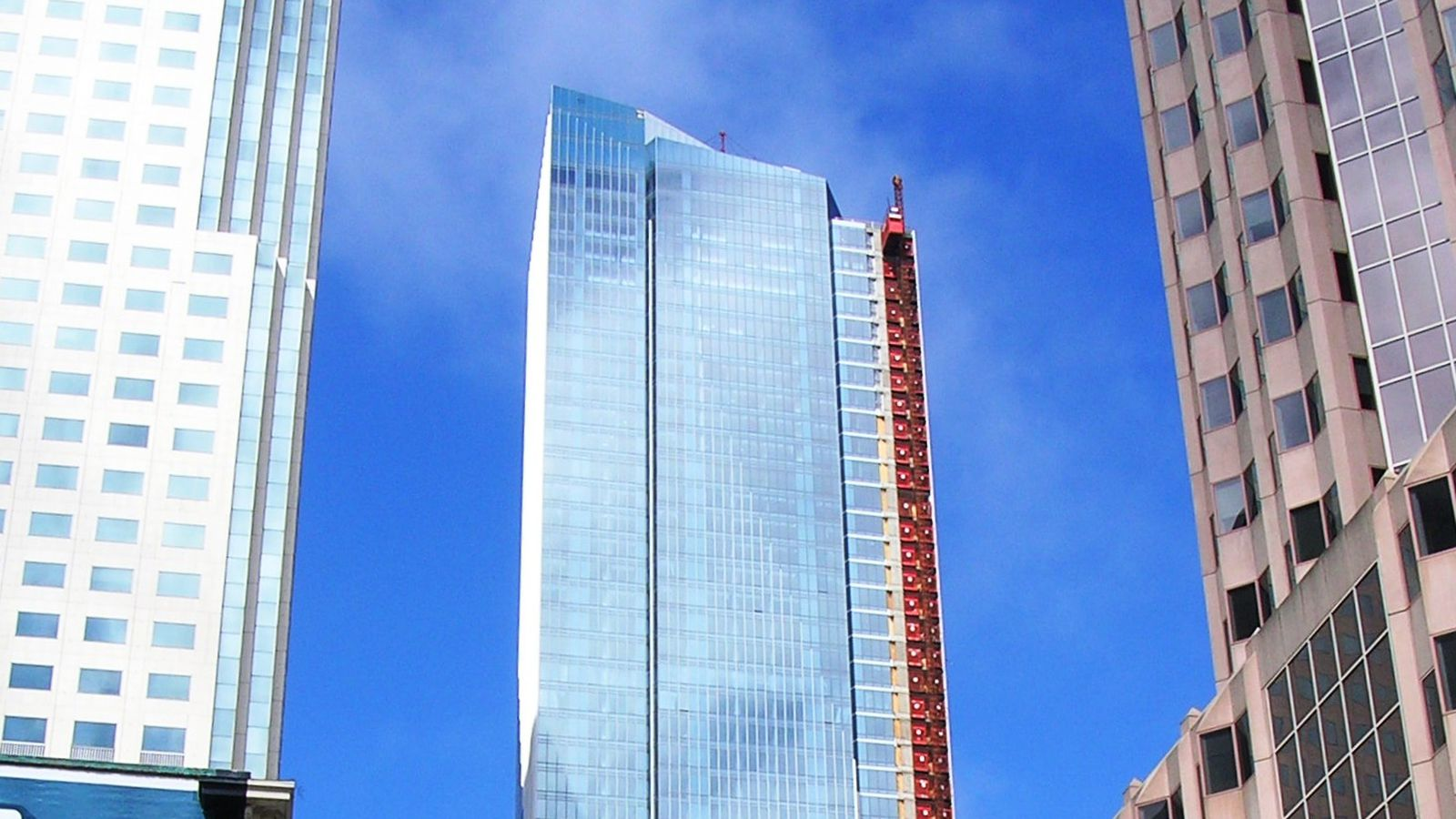 Millennium Tower Is Built On Landfill Prone To Liquefying