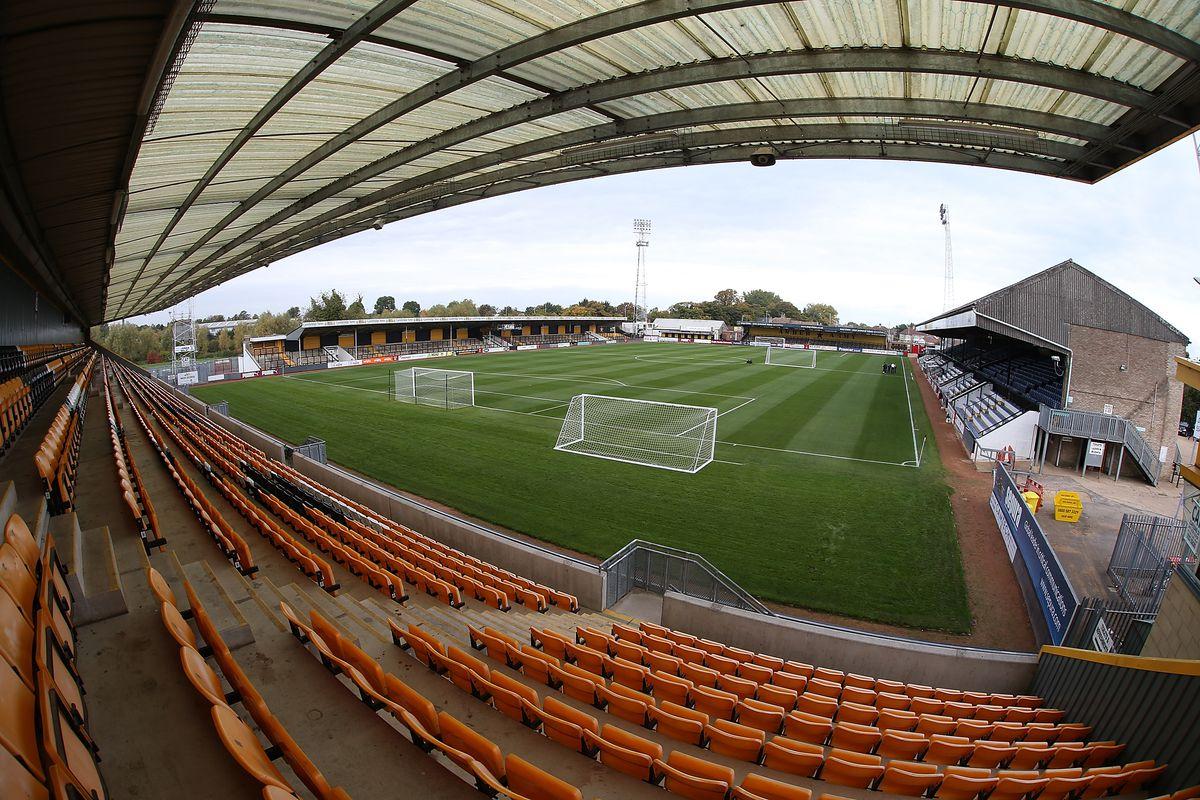 Cambridge United v Northampton Town - Sky Bet League Two