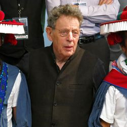 Composer Phillip Glass | AP file photo
