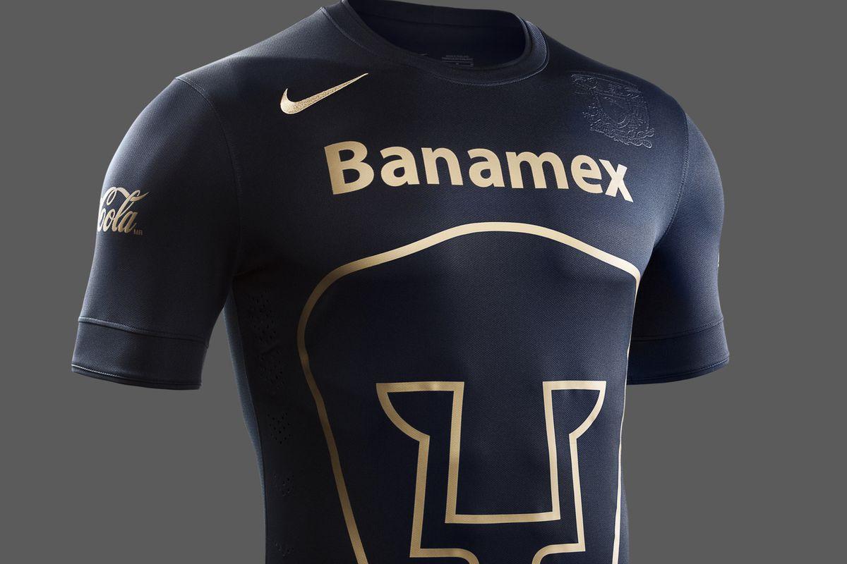 sports shoes 3fc00 22cab Nike and Pumas de la UNAM unveil pair of gorgeous kits for ...