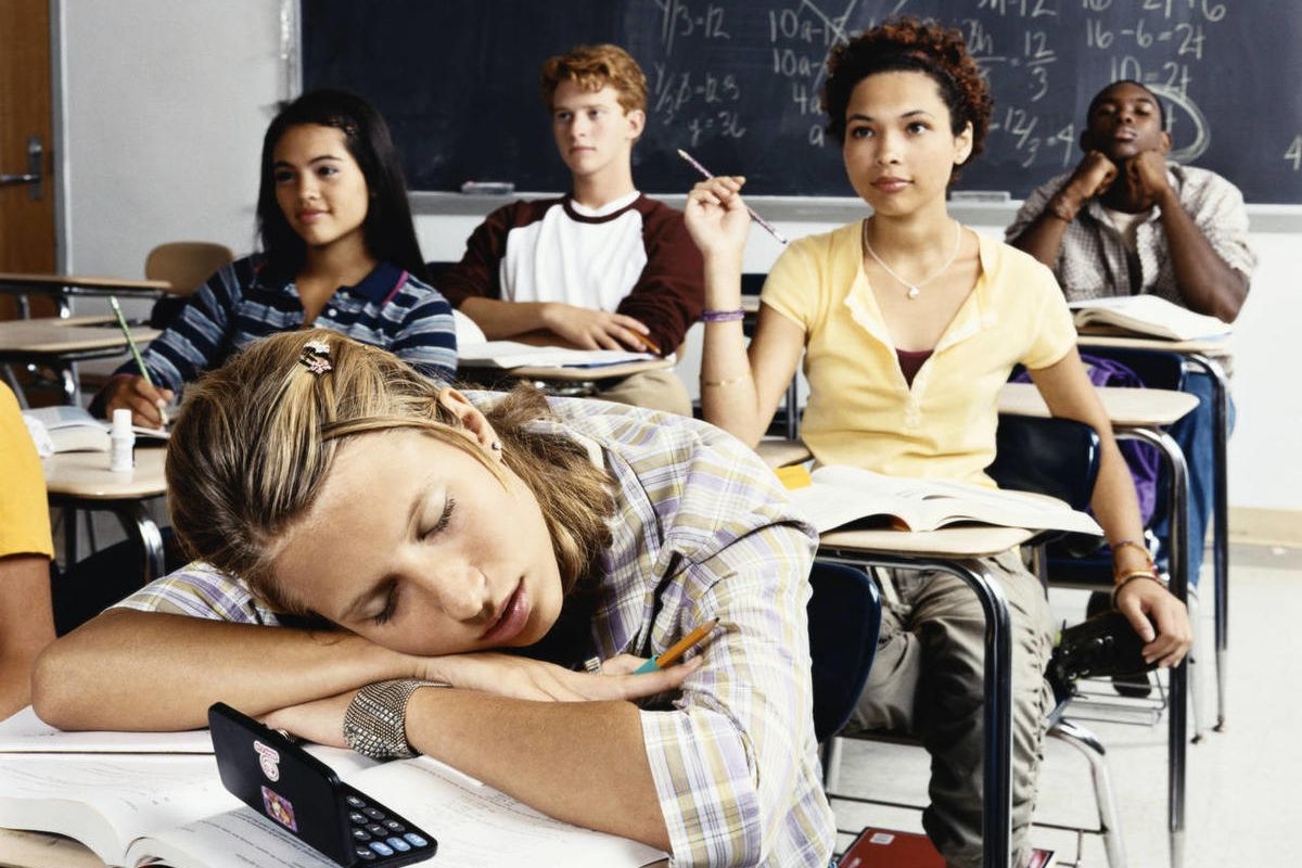 Some U.S. high schools are extending the school day, and researchers are seeing big effects for students: higher test scores and grades and improved mental and physical health.