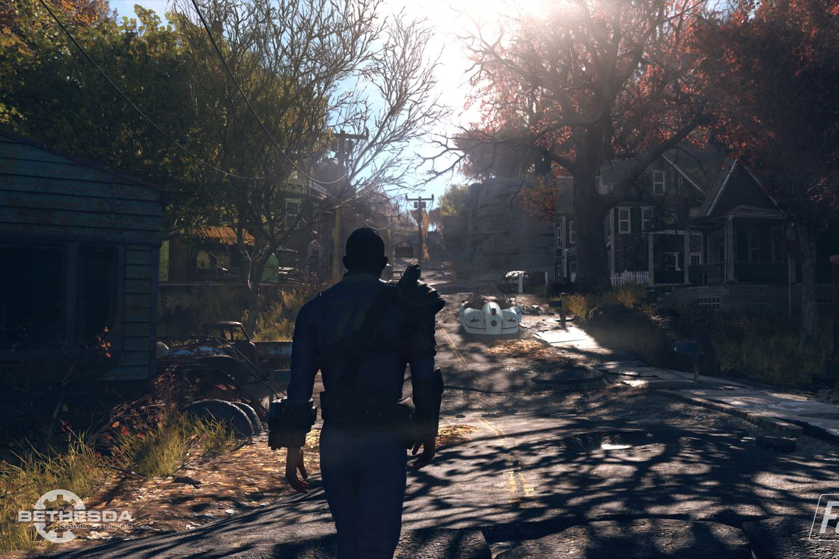Fallout 76 won't launch on Steam so Bethesda can 'directly