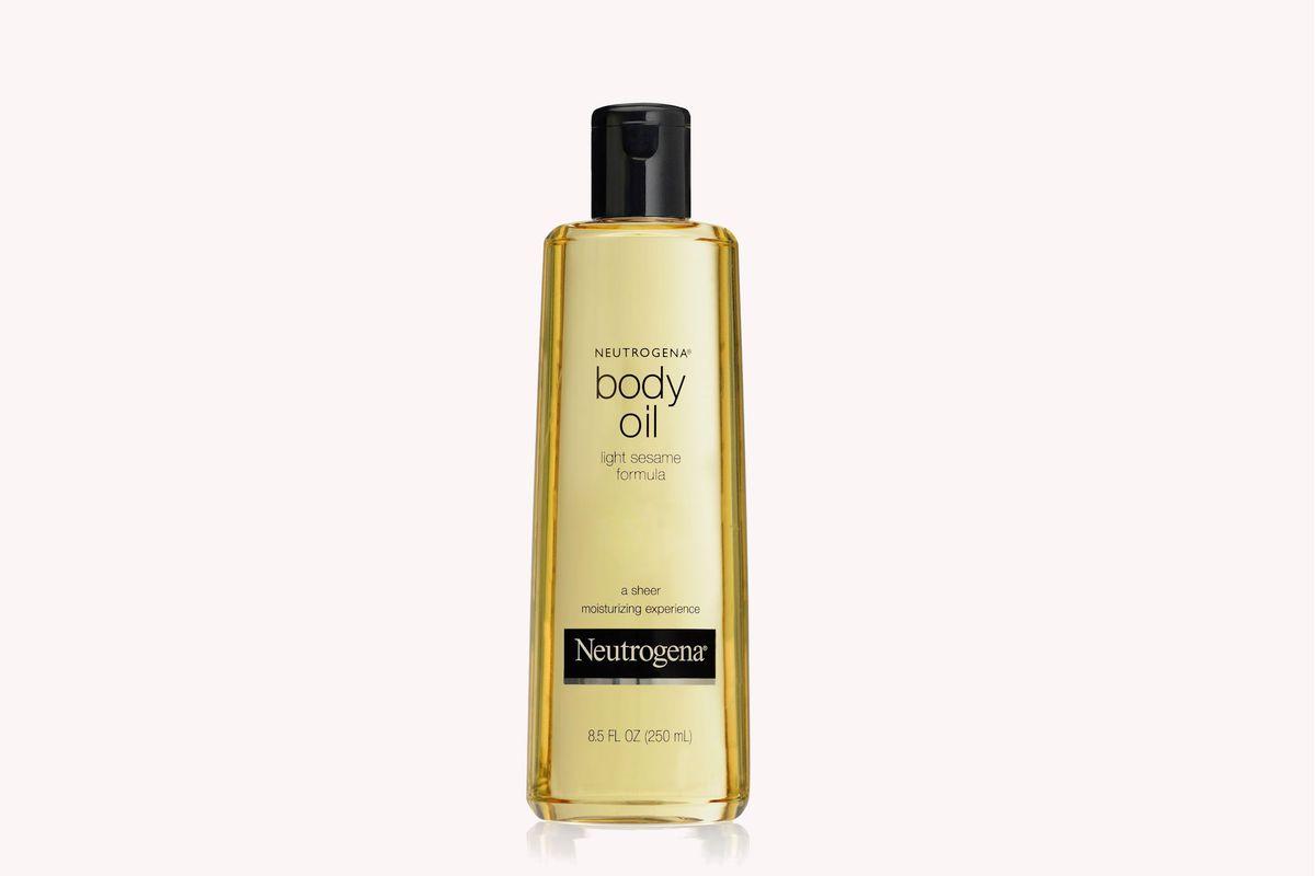 Neutrogena shower oil