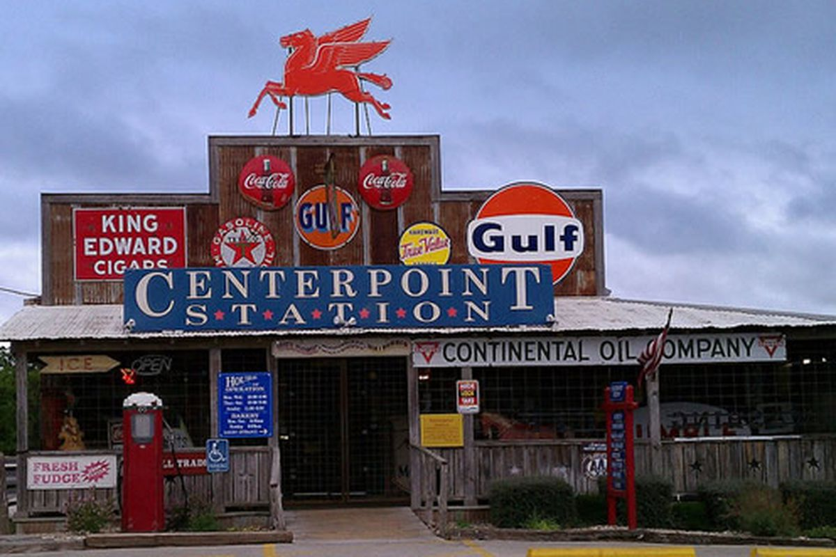 Centerpoint Station, San Marcos, TX