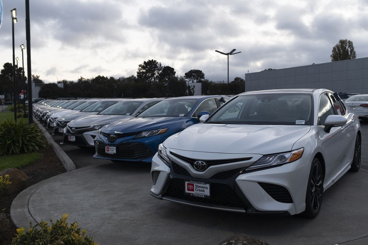 California Government To Stop Buying GM, Toyota And Fiat Chrysler Cars