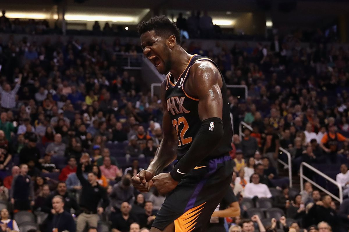 Deandre Ayton is getting glossed over by his own fans ...