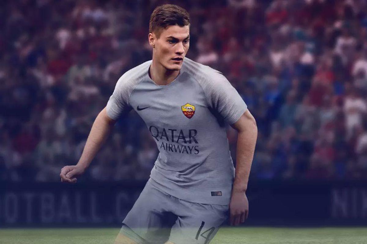 1b916f53b Roma Reveals 2018-2019 Away Kits - Chiesa Di Totti