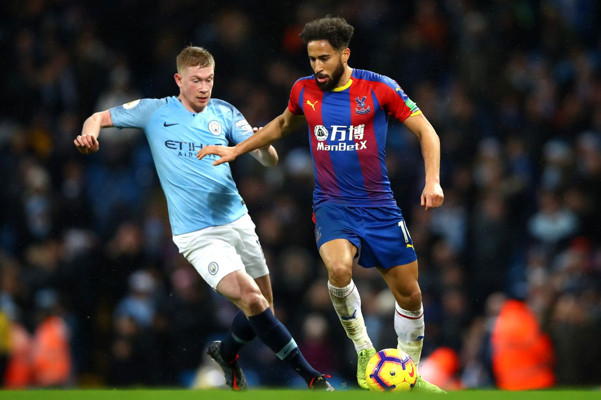 Crystal Palace Vs Manchester City Premier League Matchday  Team News Preview And Prediction