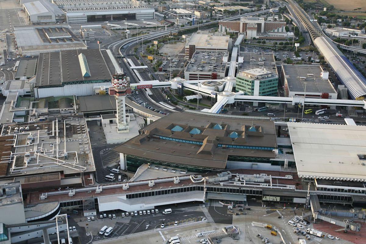 Rome Airport Fiumicino Centre Ville