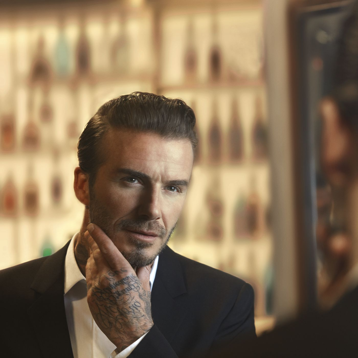 David Beckham Soccer Star Has Become A Fashion Icon Racked
