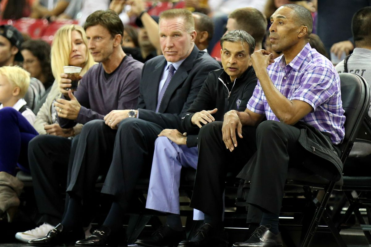Are the Kings better without Chris Mullin Sactown Royalty