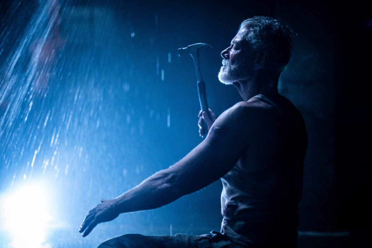 Scott Lang as the Blind Man in Don't Breathe 2
