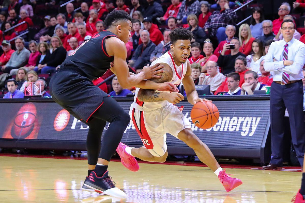 NCAA BASKETBALL: JAN 21 Nebraska at Rutgers