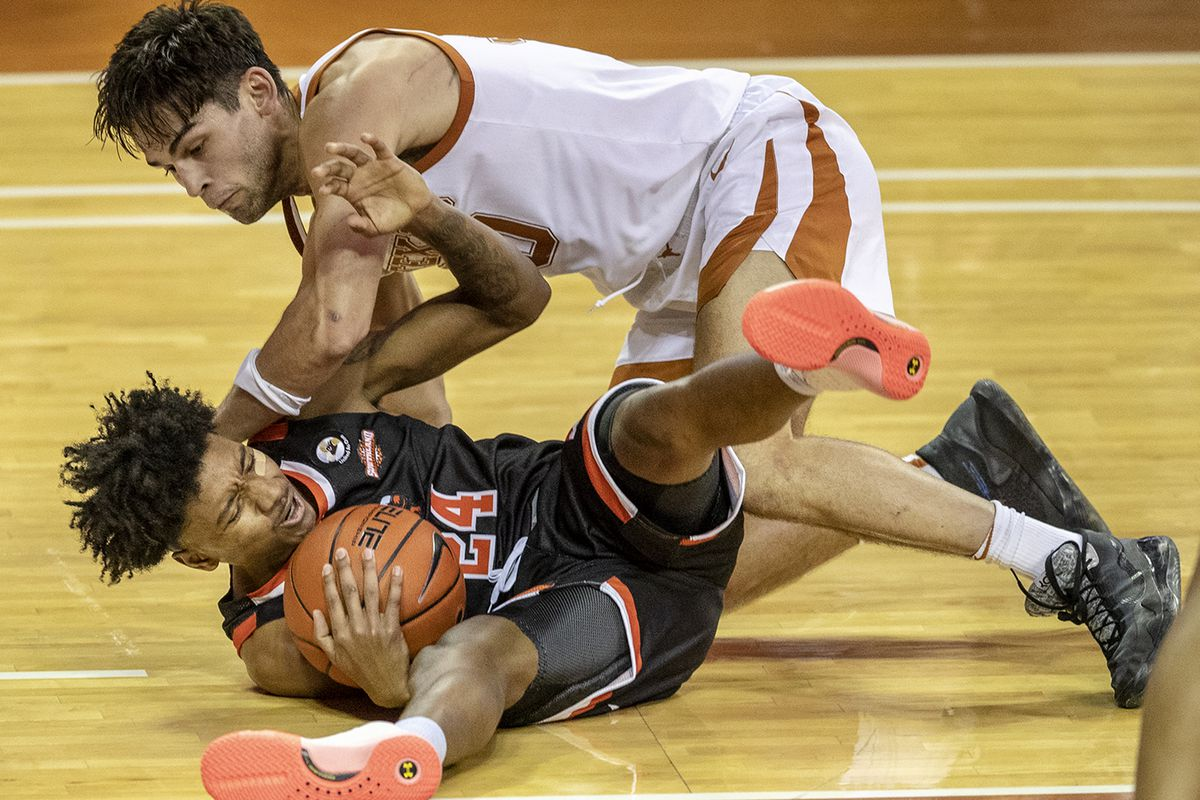 NCAA Basketball: Sam Houston State at Texas