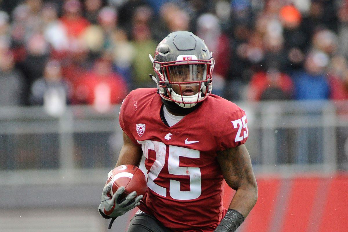 NCAA Football: Stanford at Washington State