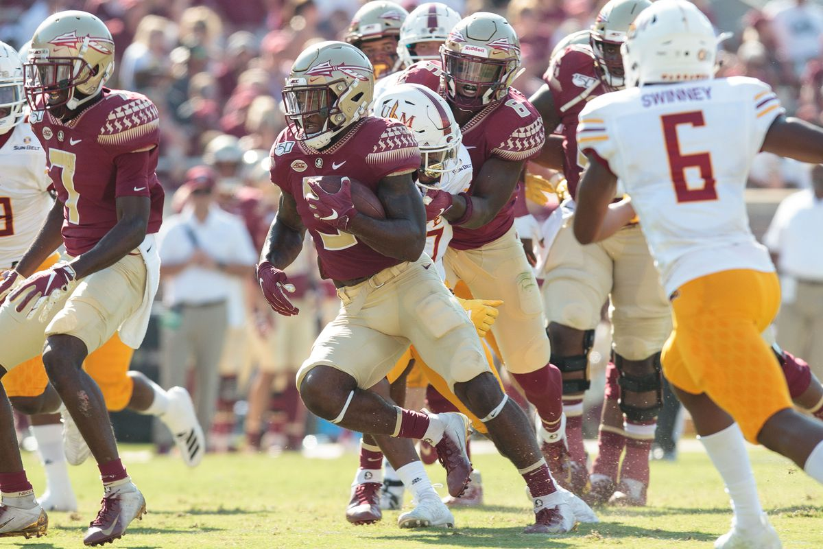 Cam Akers makes FSU history with heroic performance vs