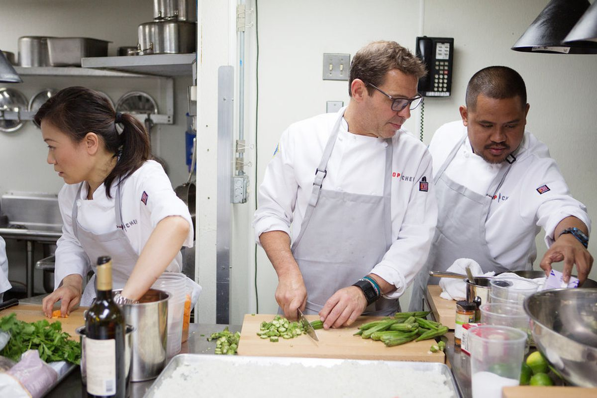 Top Chef\' Recap: When You\'re Here (in Charleston), You\'re Family ...