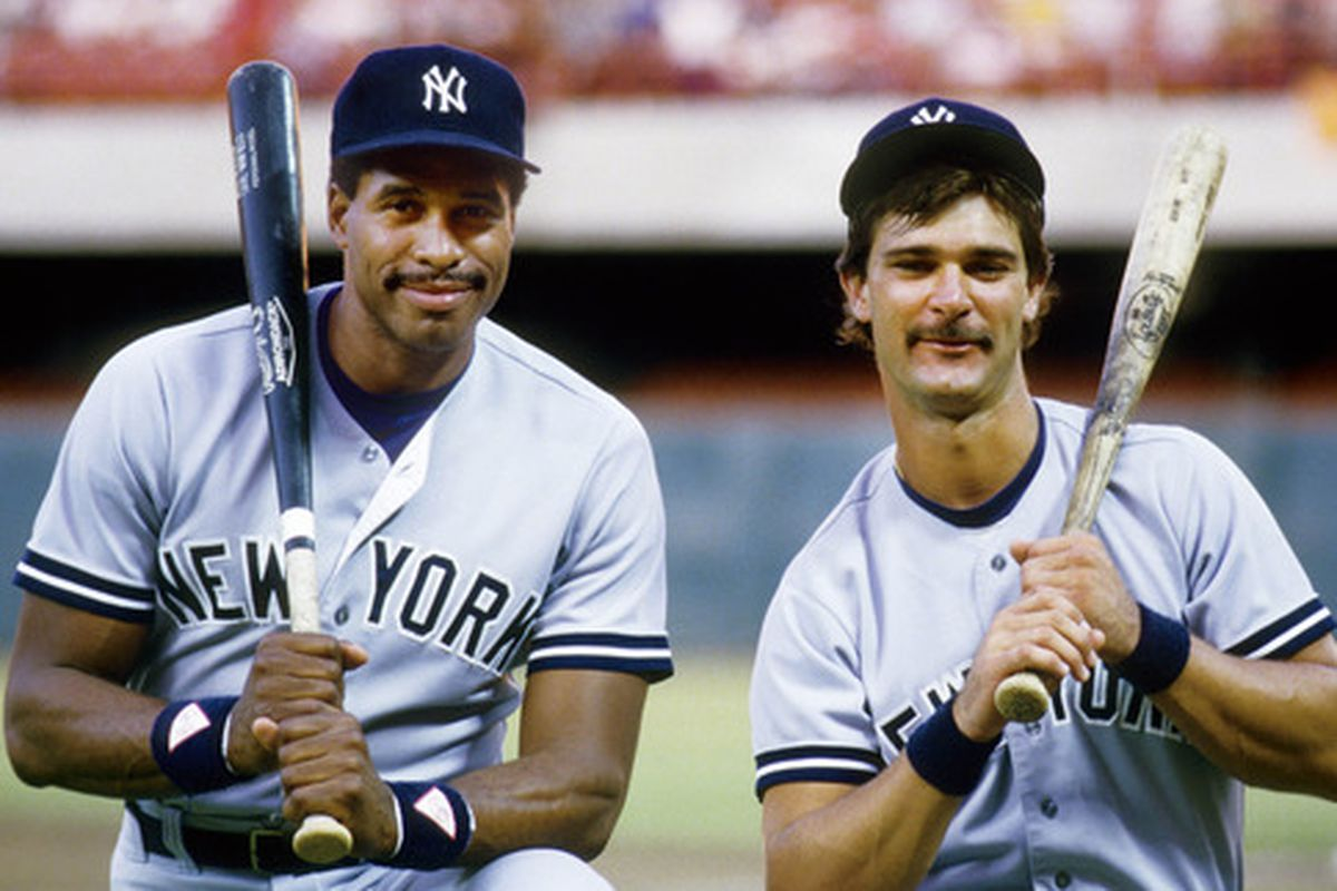 This Day In Yankees History Mattingly Edges Winfield For Batting
