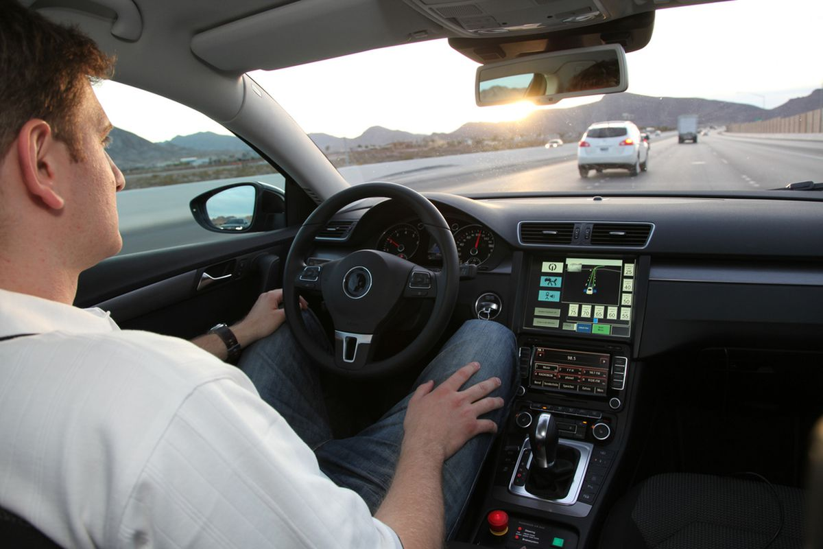 Continental highly automated vehicle