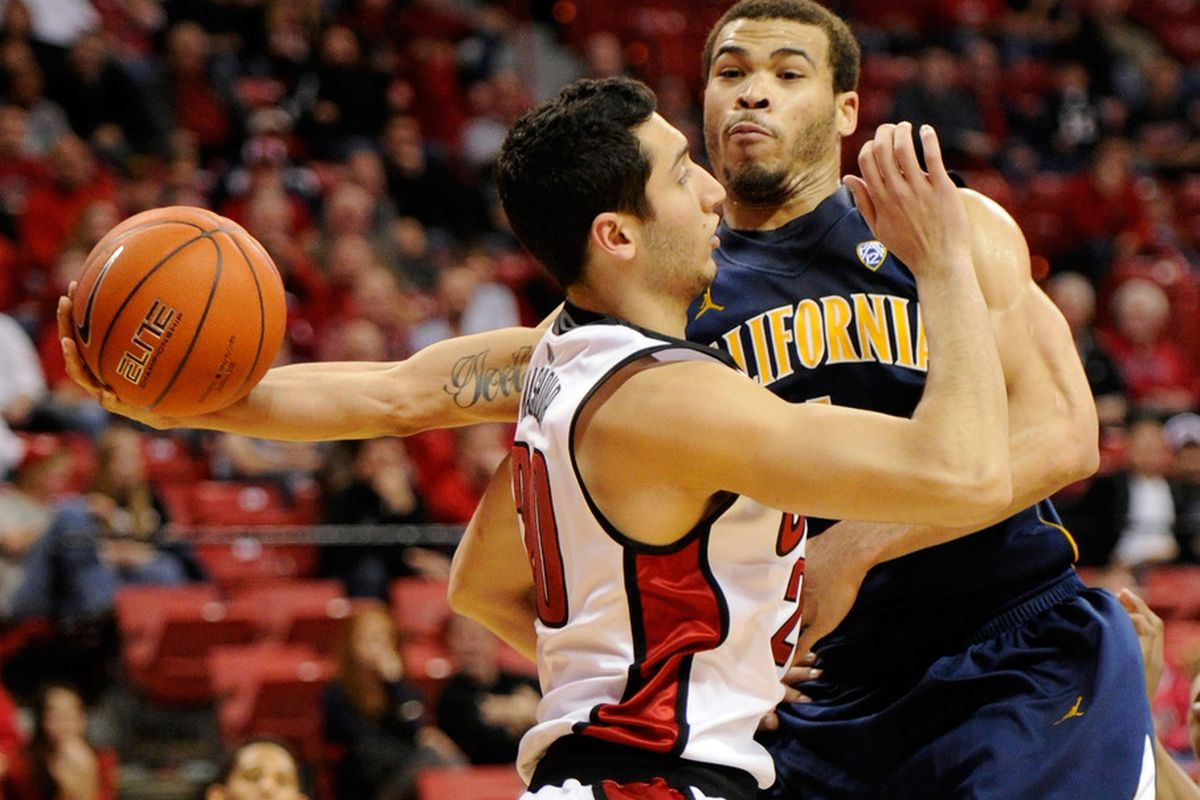 A chance for revenge at home against UNLV is just one highlight of Cal's non-conference schedule.