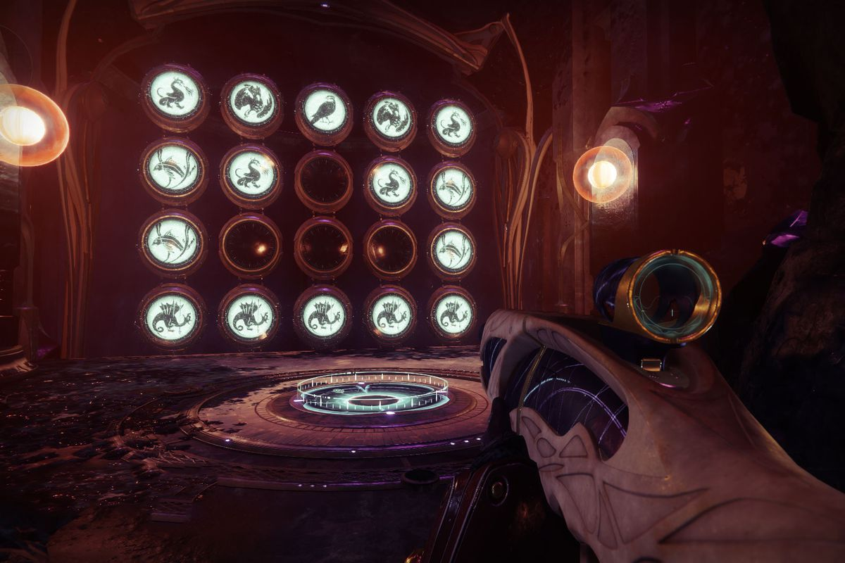 destiny 2 forsaken how to make wishes in the last wish raid guide
