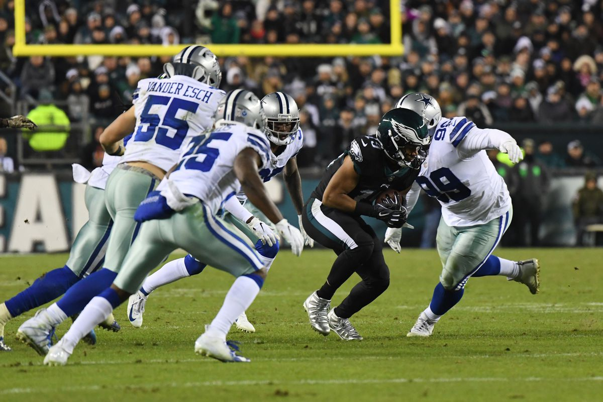 4bfff0bb Cowboys vs. Eagles is now THE NFC East game of the year with major ...